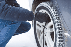 roadside assistance with tire change