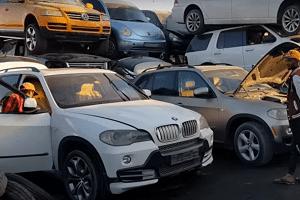 Junk Car Removal Prince George, BC V2K 2K4