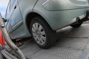 Scrap Car Removal Prince George, BC V2K 2K4