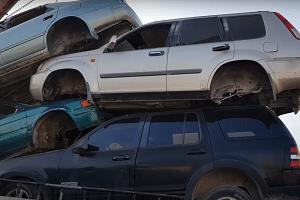Unwanted Car Removal Prince George, BC V2K 2K4