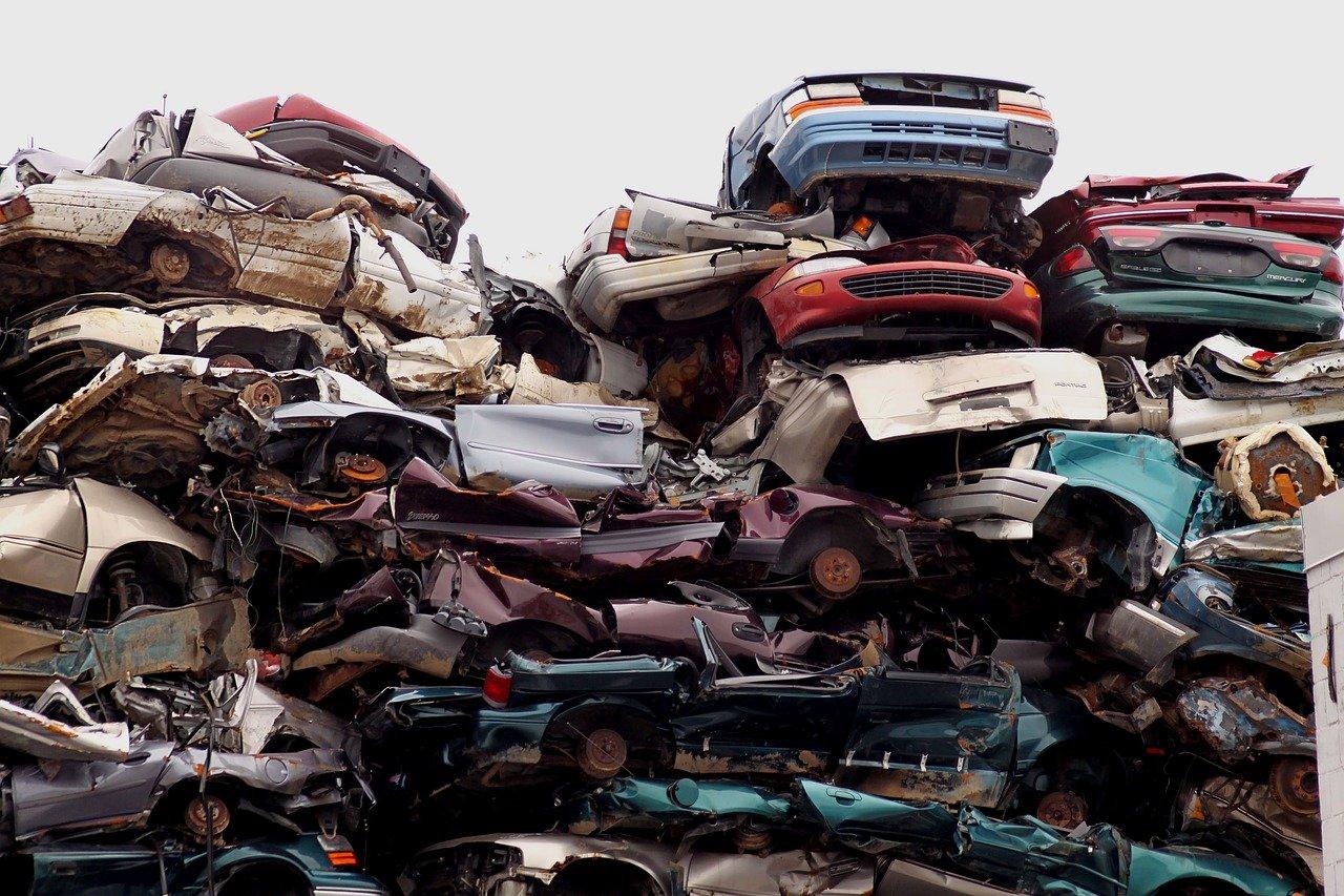 prince george scrap car removal